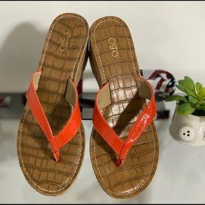 CATO Women's Slip-on Wedge